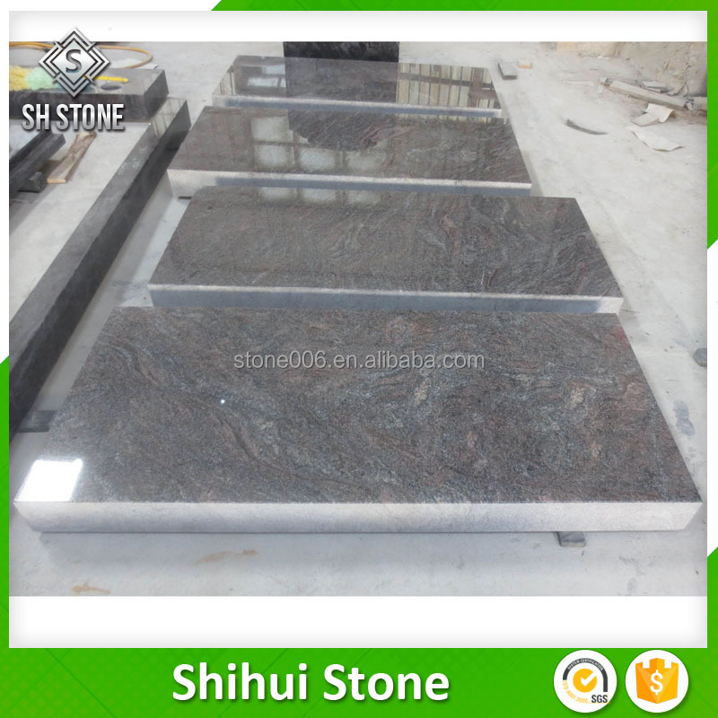 Western Popular Style Flat Headstones In Best Quality