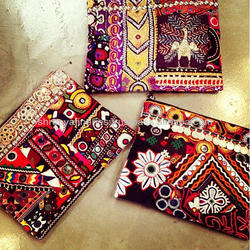 RARE BANJARA Vintage Clutch Bags Ethnic TRIBLE INDIA Bags