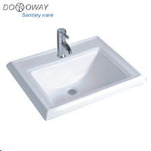 American Standard above counter Basin sinks with CUPC certificate DV050