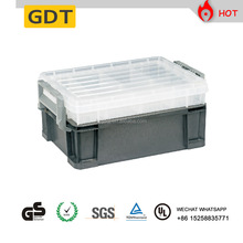 GD5086 waterproof plastic fishing ice box tackle box
