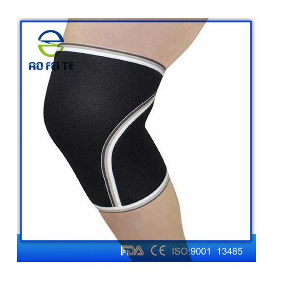Cheap gym 7mm neoprene orthopedic knee Pads sleeves