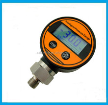 high accuracy digital water pressure gauge price made in china