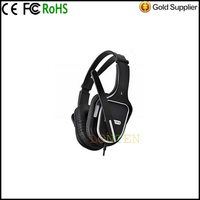 Somic EV-50 Stereo 3.5mm Gaming New Over-Ear Headset with Mic and Remote for PC