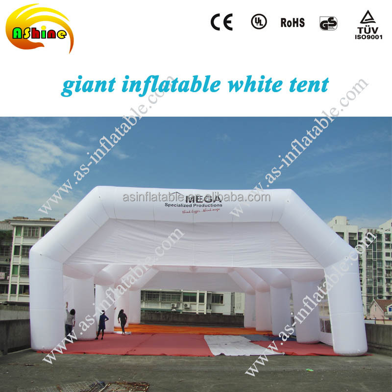 Big Outdoor Inflatable Wedding Tent for Party Event