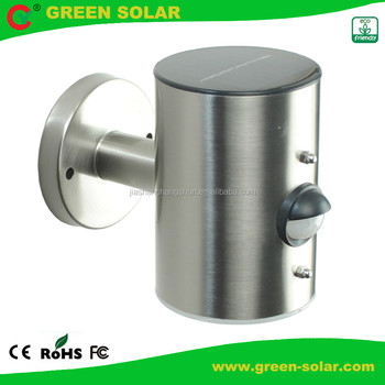 0.2W*2 SMD LED Solar Entrance Light with Motion Sensor
