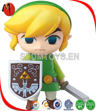 "Zelda LINK World Of Nintendo 4.5"" Figure Super Mario angles figure"