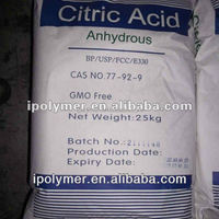 Popular Citric Acid Anhydrous Mono USP