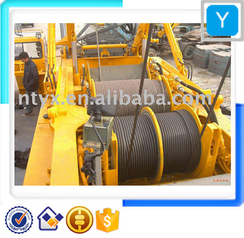 non rotating steel wire rope 35x7 and 19x7
