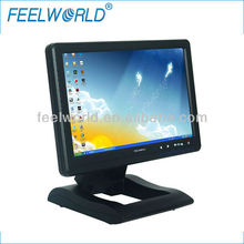 FEELWORLD 10.1 inch 1024x600 usb input touchscreen portable smart monitor DP101T