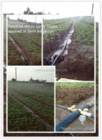 irrigation type and plastic material drip irrigation systems