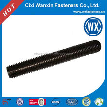 Cost price top quality acme threaded rods with flange nut