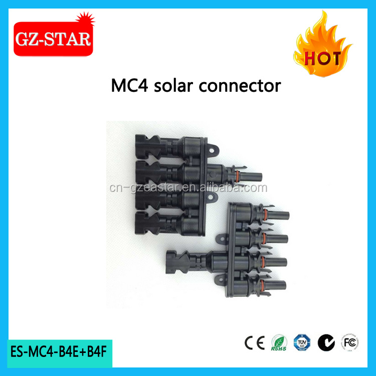 MC4 1 Transform 4 Solar Waterproof Connector