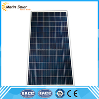 Poly solar module 300W Hefei Manufacture for solar system 5kw