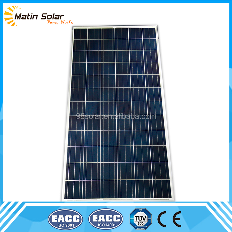 price per watt for poly solar panels 300w for home systems power plant