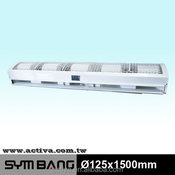 1800mm curtain for window air conditioner with remote control (AAC1251800D-CR)