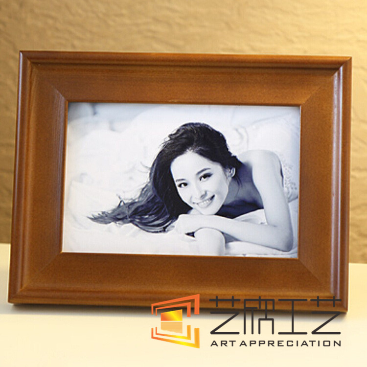 ps plastic photo frame 13 x 18 cm for open sexy girl photo
