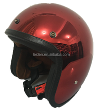 open face helmet helmet metal flake motor helmet 8658 customs OEM DOT CERTIFICATE CE /ECE