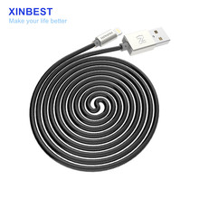 100% mfi certified 8pin usb data cable for iphone charger