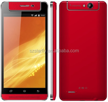XBO V5 MTK6572 Android 4.4 Rotatable camera 5 inch dual core 3G china phone