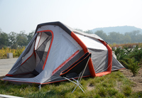 2015 Hot Selling Dome Style 3-Person Camping Tent Inflatable Camping Tent For Outdoor Camping
