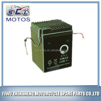 SCL-2013072473 3FM4 2 manufactured in China Cheap Chopper motorcycle battery for customer