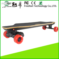 used kids electric skateboards/ four wheel hover scooter/ longboard e-board for sale