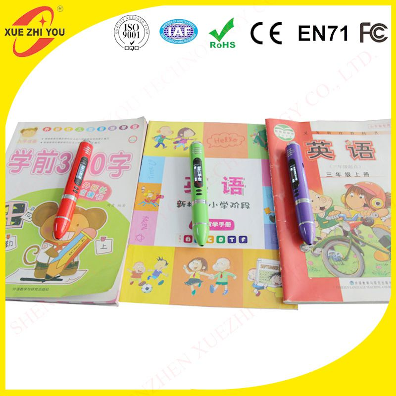 Spanish Reading Pen 14 Languages Business Talking Pen For Translation