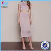 Dongguan Yihao 2016 Summer Girls New Model Ladies Slit Jersey Midi Skirt Dress Fashion Casual Dresses For Women Clothes Alibaba
