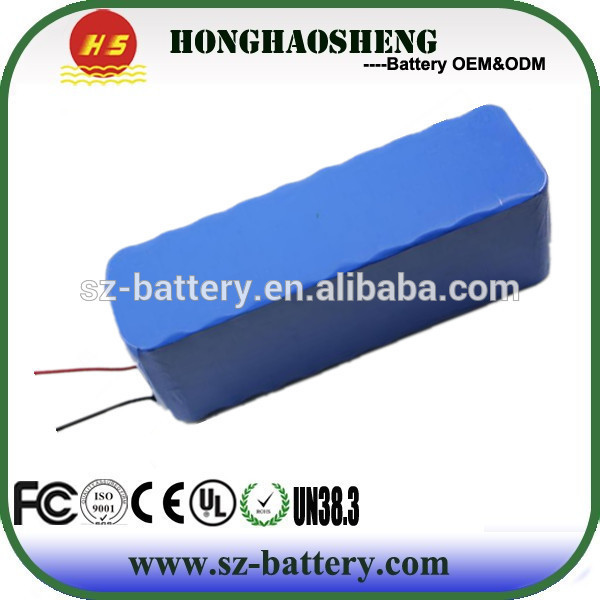 Top supplier Rechargeable Power Tool Battery 36V 4ah Li-ion for mover
