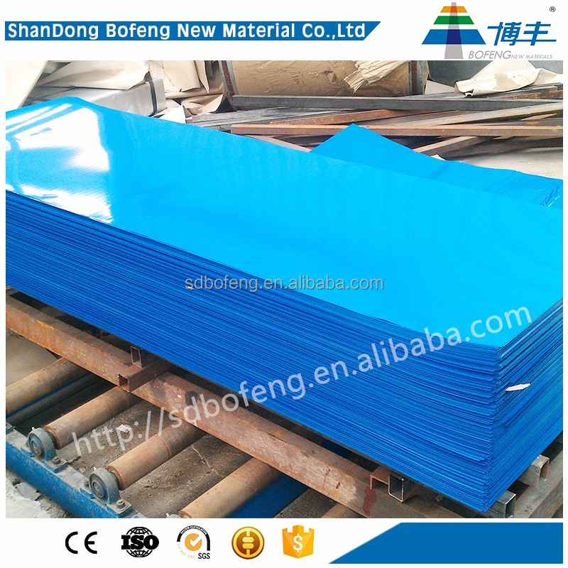 Colour coated colorbond roofing sheets