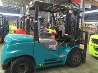 hot sale new 3t nissan engine fork lifter FD30 forklift with solid tyre for sale