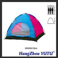 YT-008 durable hot selling dome backpacking tents on sale