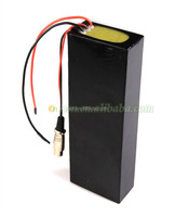 12v 12AH scooter battery pack for electric bike/Automatical discharge in the bottom