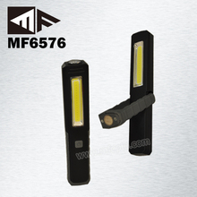 Non Rechargeable Two Bulb Magnetic Cob Led Work Light