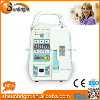 Low cost Infusion Pump with CE&FSC Model SUN-902