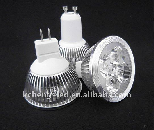 Led High Power spot, 4X1W high power spotlight,12V