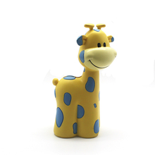Unique giraffe animal coin bank for kids