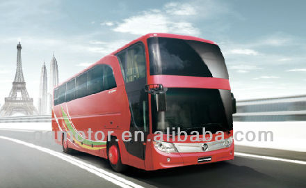 Foton Auv city bus/passenger car (LHD,double floor bus)