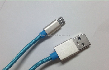 for andriod smart phone new speed charging & data micro usb cable