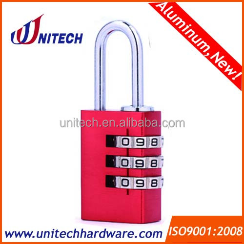 21mm 3 digital top security locks,different kinds of locks