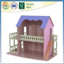 Wooden dog house for your pet's gift