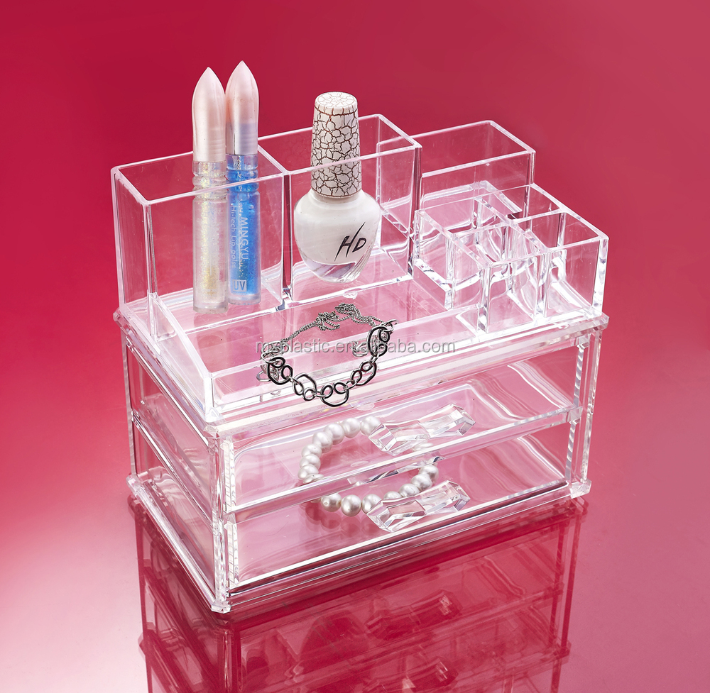 2016 latest cheap high quality make up organizer