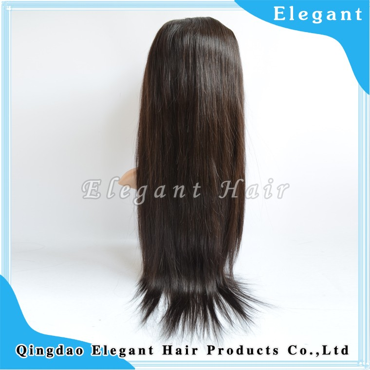 Factory direct sales straight lace front wig human hair lace front wigs