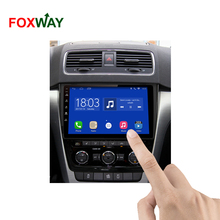 FOXWAY wholesale all in one for skoda yeti car multimedia system