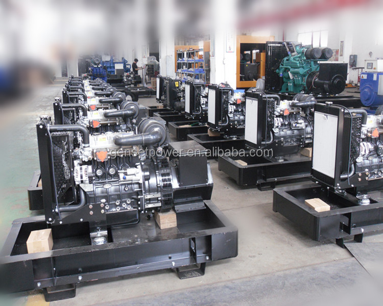 electrogenic group Diesel Generator Set Price Brand 25kva With Perkins Engine