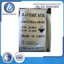 industrial grade 99.5%sulfamic acid