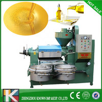 3~4 Ton/Day CE approve edible sunflower/sesame /hemp seed screw oil press