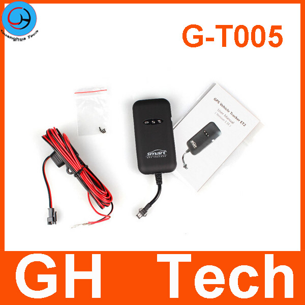 GH differential gps Tracker G-T005 with acc detect and fuel cut