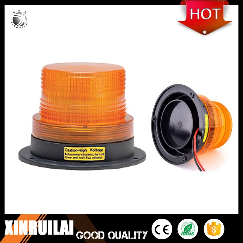 GEL filled high dust IP65 led warning lamp bar with black ABS base