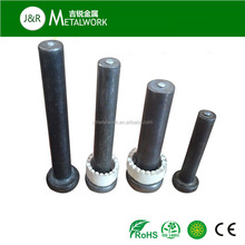 Factory price iso13918 16mm 19mm round flat head shear stud